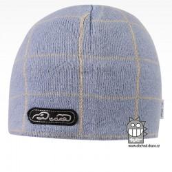 Čepice pletená Classic - vzor 05