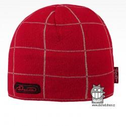 Čepice pletená Classic - vzor 07