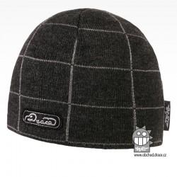 Čepice pletená Classic - vzor 08