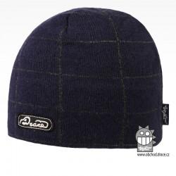 Čepice pletená Classic - vzor 11