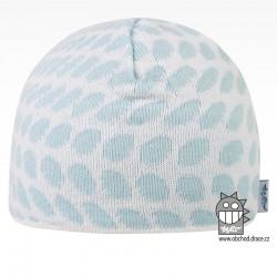 Čepice pletená Classic - vzor 15