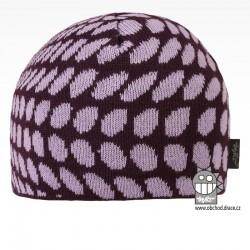 Čepice pletená Classic - vzor 17