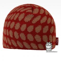 Čepice pletená Classic - vzor 18