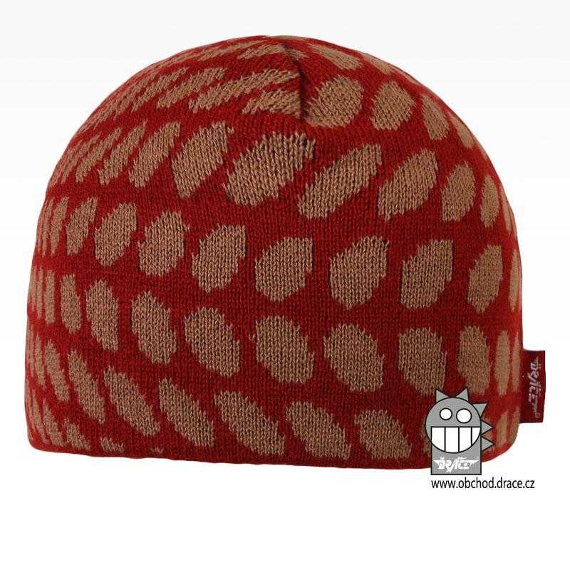 Levně Čepice pletená Classic - vzor 18