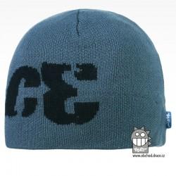 Čepice pletená Classic - vzor 21