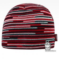 Čepice pletená Classic - vzor 27
