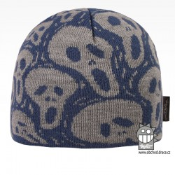 Čepice pletená Classic - vzor 41