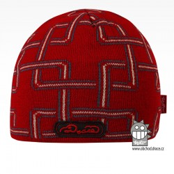 Čepice pletená Classic - vzor 52