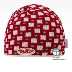 Čepice pletená Classic - vzor 63