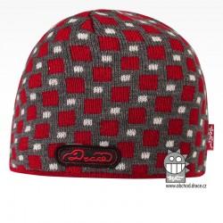 Čepice pletená Classic - vzor 64
