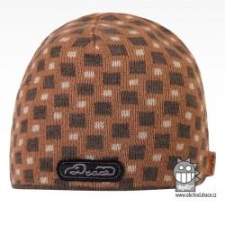 Čepice pletená Classic - vzor 66