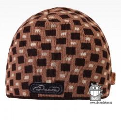 Čepice pletená Classic - vzor 67