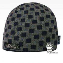 Čepice pletená Classic - vzor 73