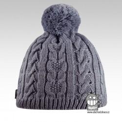Čepice pletená Cop - vzor 01
