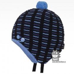 Laponka pletená - Frost - vzor 12