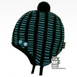 Laponka pletená - Frost - vzor 14