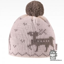 Čepice pletená norsk - vzor 36