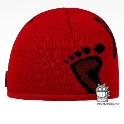 Čepice pletená podšitá fl2 - vzor 07