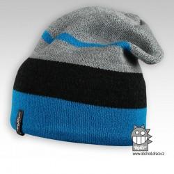 Čepice pletená Star - vzor 07