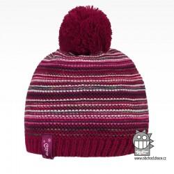 Čepice pletená Stripes - vzor 02