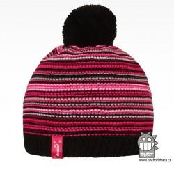 Čepice pletená Stripes - vzor 03
