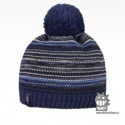Čepice pletená Stripes - vzor 05