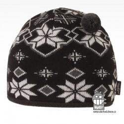 čepice pletená DOPRODEJ - vzor 48