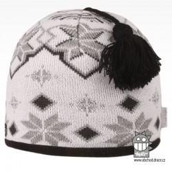 čepice pletená DOPRODEJ - vzor 58