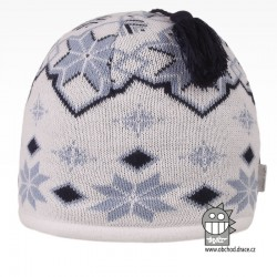 čepice pletená DOPRODEJ - vzor 60