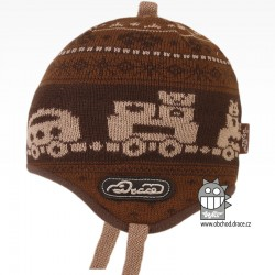 Laponka pletená - vzor 52