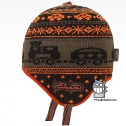Laponka pletená - vzor 56