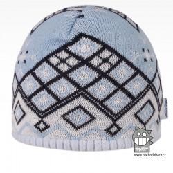 čepice pletená DOPRODEJ - vzor 63
