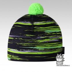Flavio - zimní funkční čepice - vzor 98