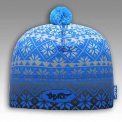Flavio - zimní funkční čepice - vzor 001