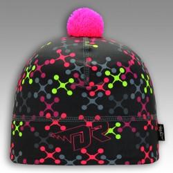 Flavio - zimní funkční čepice - vzor 18 - DOPRODEJ