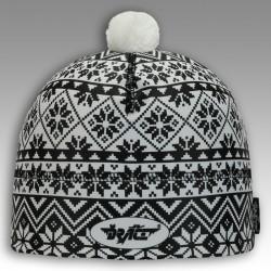 Flavio - zimní funkční čepice - vzor 10
