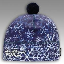 Flavio - zimní funkční čepice - vzor 011 - DOPRODEJ