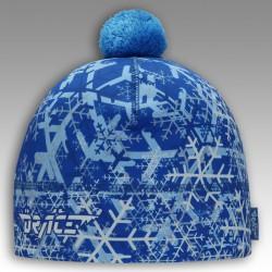 Flavio - zimní funkční čepice - vzor 12