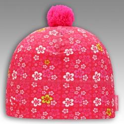 Flavio - zimní funkční čepice - vzor 20