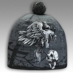 Flavio - zimní funkční čepice - vzor 29