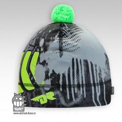 Flavio - zimní funkční čepice - vzor 36