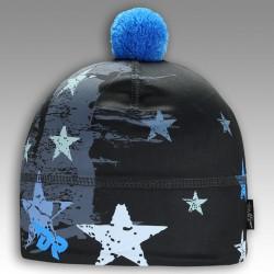 Flavio - zimní funkční čepice - vzor 23