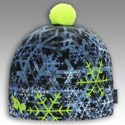 Flavio - zimní funkční čepice - vzor 27