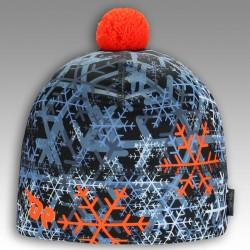 Flavio - zimní funkční čepice - vzor 28