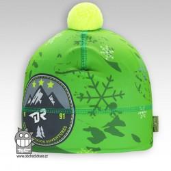 Flavio - zimní funkční čepice - vzor 43