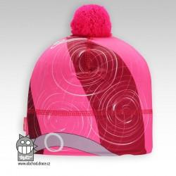 Flavio - zimní funkční čepice - vzor 44