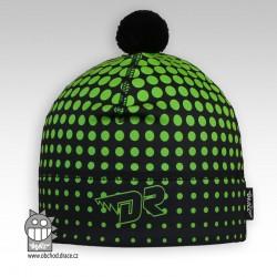 Flavio - zimní funkční čepice - vzor 51