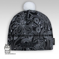 Flavio - zimní funkční čepice - vzor 53