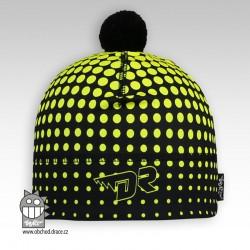 Flavio - zimní funkční čepice - vzor 52
