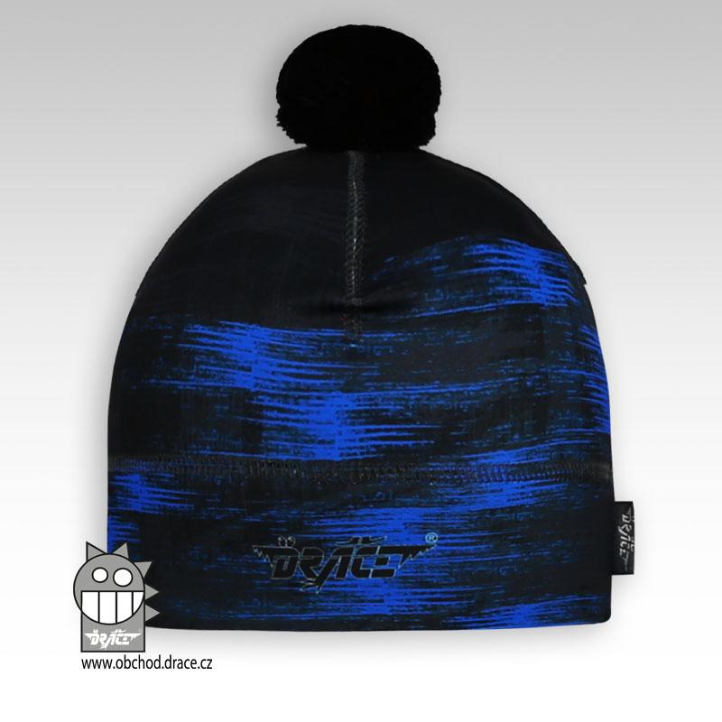 Flavio - zimní funkční čepice - vzor 58